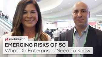 Emerging Risks of 5G: What Do Enterprises Need To Know