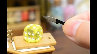 Stopmotion Cooking -Banana Life-Miniature Toy/ASMR