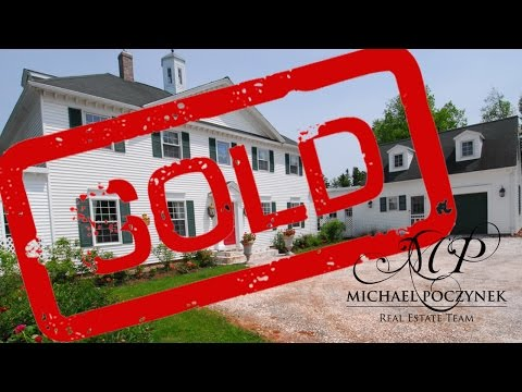 AT HOME National TV Pilot features Prince Edward Island Real Estate 342 Sou-West Huntley PEI Canada