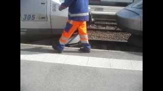 France: Rennes, Bretagne (5/6) Gare SNCF 2012-08-15(Wed)1719hrs