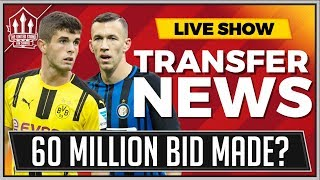 Mourinho's 60 Million Swoop! Man Utd Transfer News