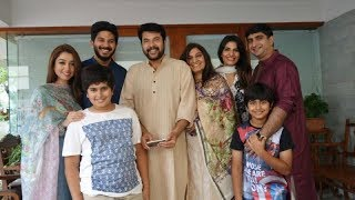 Mammootty Family Photos With Parents, Wife, Son, Daughter & Grandchildren