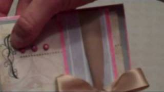 Using Scrapbooking Brads or Paper Fasteners
