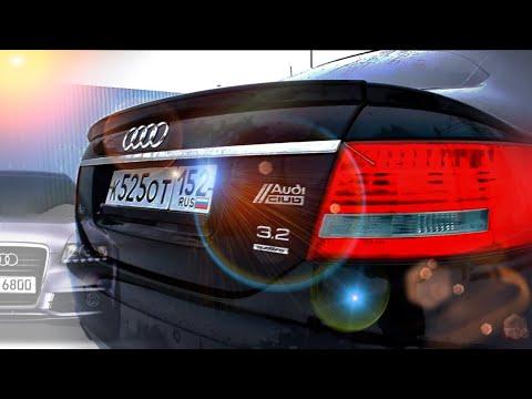 Audi A6 C6 3.2 quattro    Отзыв владельца    Обзор Audi A6 C6