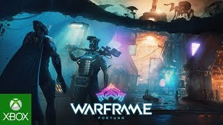 Warframe   Fortuna & Railjack - FULL 32-Minute Gameplay Demo - TennoCon 2018