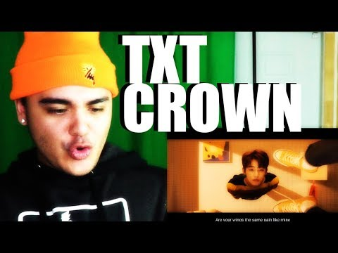 TXT - CROWN MV Reaction