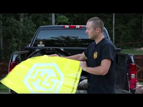 Scent-A-Way Scent-Safe Odor Barrier Bag Video