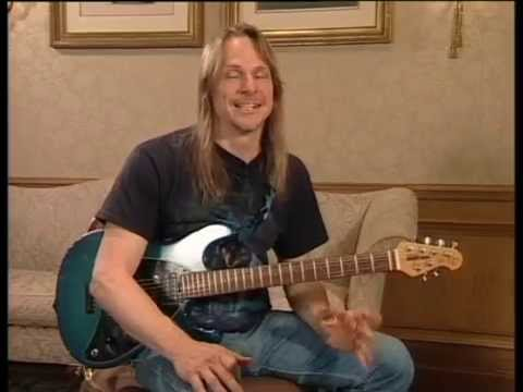 Steve Morse Guitar Interview from 2001