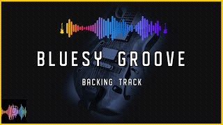 Gambar cover Bluesy Groove Backing Track in C Minor Blues
