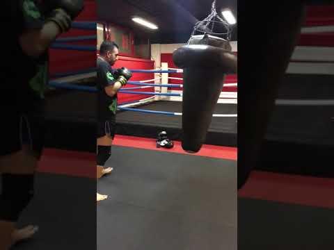 K1 Kickboxen Training Teil 1