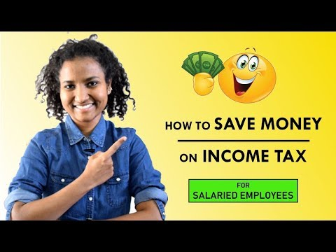 How To Save Money On Income Tax (for Beginners & Salaried Employees)
