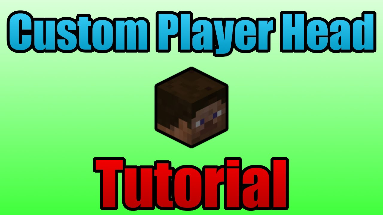 maxresdefault - How To Get Custom Heads In Minecraft 1 7 10