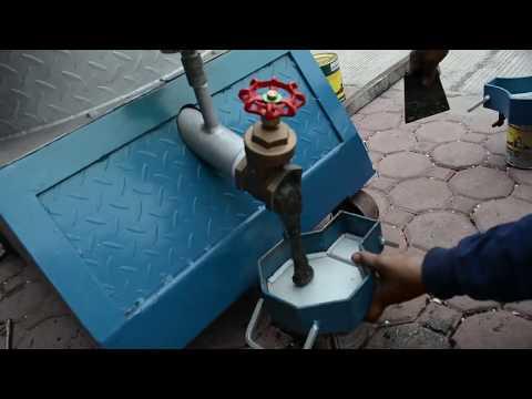 [Demo Video] Plastic Melter Densifier (Waste Plastic Recyling into bricks etc.)