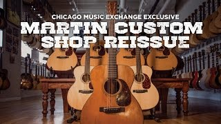 Martin Custom Shop 1943 000-21 Limite Run Reissue | Acoustic Guitar Documentary