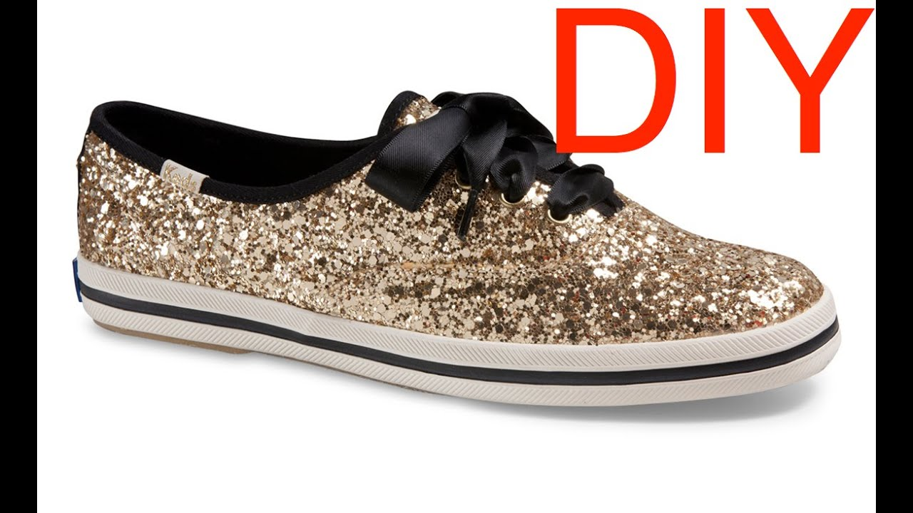 sparkle keds shoes