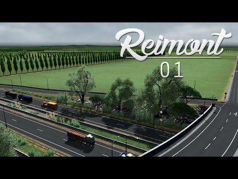 Cities Skylines: Reimont | Episode 01 - European Farmlands