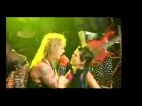 STEEL PANTHER And PINK Singing Sweet Child O' Mine GN'R Key Club Hollywood