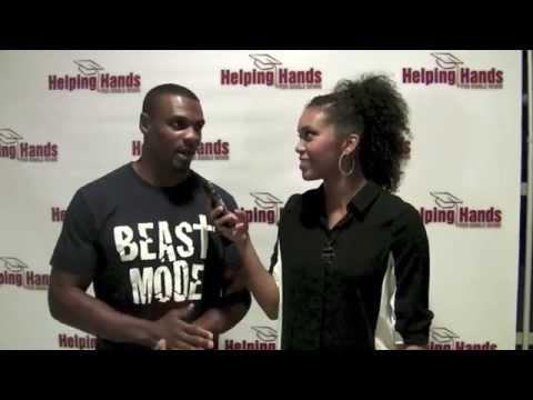 Former Arizona Diamondbacks Junior Spivey - Helping Hands For Single Mothers