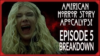 AHS: Apocalypse Episode 5 Breakdown and Details You Missed!