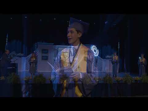 2020 Kearsarge Regional High School Graduation