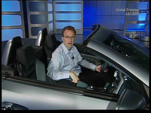 Обучение  New Mercedes-benz SLK R172 I RU