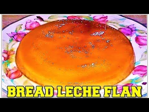 Best Bread Pudding Recipe (Bread Leche Flan) OFW's Recipe