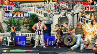 King of Fighters 97 Ultimate Combos