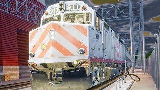 Peninsula Corridor and Caltrain | Train Sim World 2020
