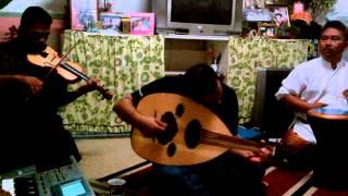gambus opening music instrument