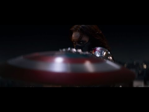 """Marvel's Captain America The Winter Soldier Clip """"In Pursuit"""""""