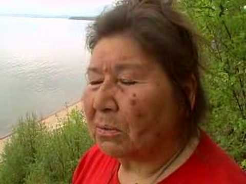 Ojibwa Grandmother recounts walk around the Great Lakes