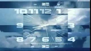 Часы первого канала с музыкой часов РЕН-ТВ