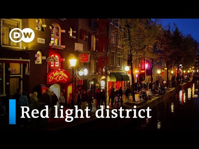 District light basel red sounds from