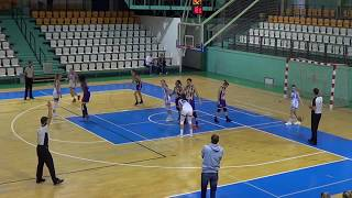 BKM Junior UKF Nitra - GOOD ANGELS Košice