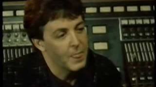 Paul McCartney interview, Nationwide, January 1982