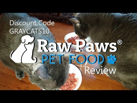 Review of Raw Paws Pet Food for Dogs and Cats
