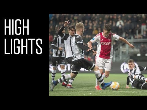 Highlights Heracles Almelo - Ajax