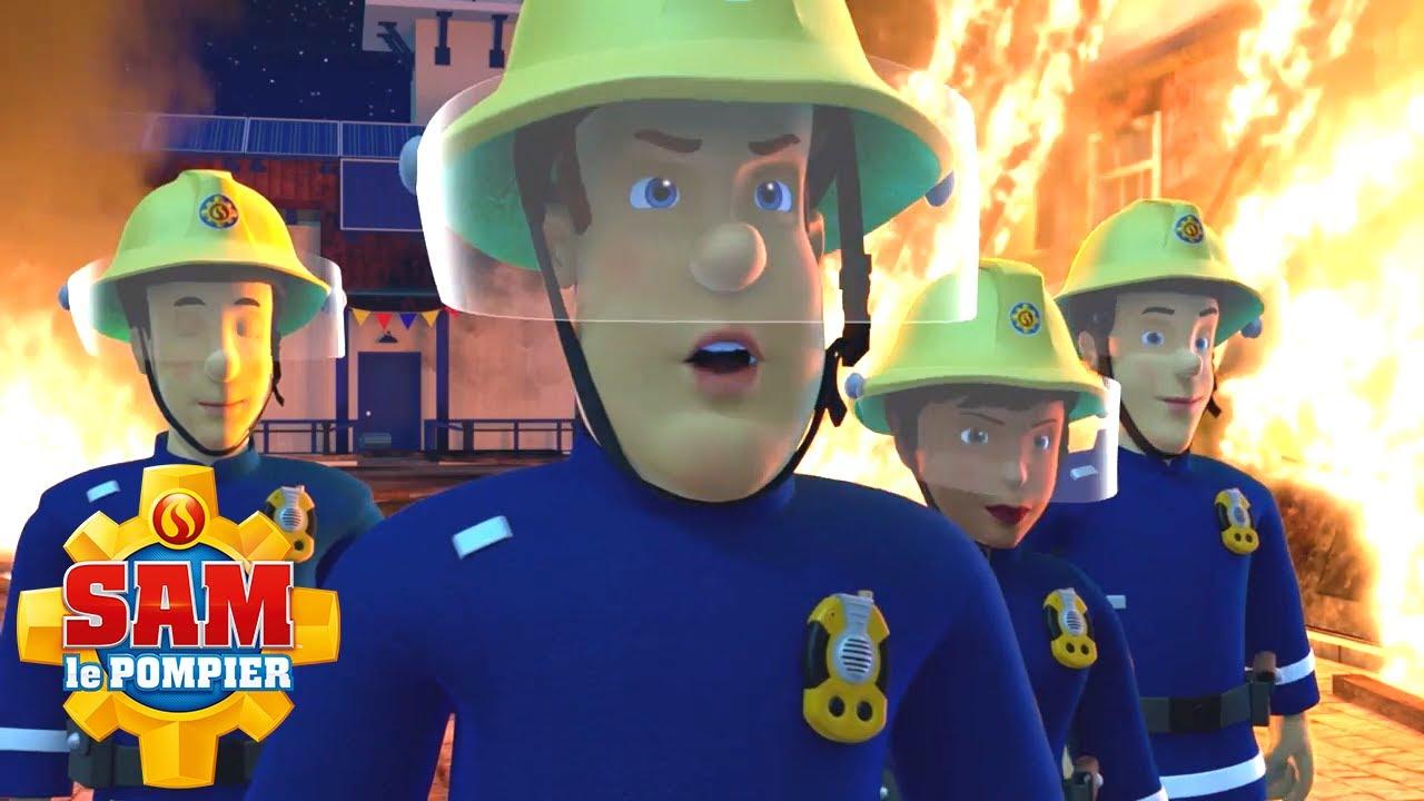 Sam le pompier les feux de la rampe bande annonce - Dessin anime sam sam ...