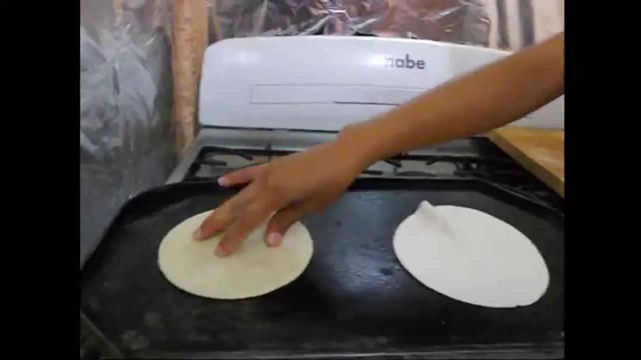 Como hacer tortillas de ma z como hacer tortillas hechas - Como hacer hormigon a mano ...