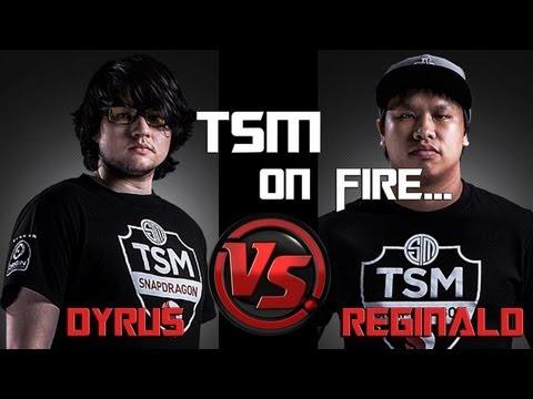 Dyrus VS Reginald [Reginald Rage] HD