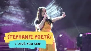 Stephanie Poetri - I Love You 3000 (Live at Upline Festival Palembang 2019)