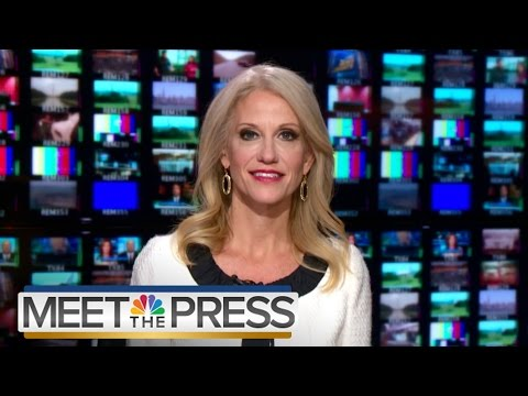 Kellyanne Conway: Russia 'Did Not Succeed' in Swaying Election (Full)   Meet The Press   NBC News