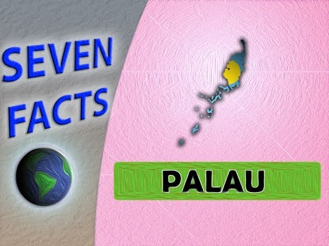 Things you didn't know about Palau
