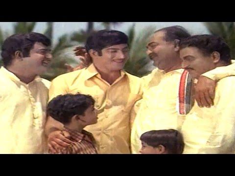 Babu Vinara Full Video Song || Pandanti Kapuram Movie || Krishna, Vijaya Nirmala