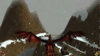 Drakan: Order of the Flame HD playthrough Pt.04 - Wartok Canyons 2/3