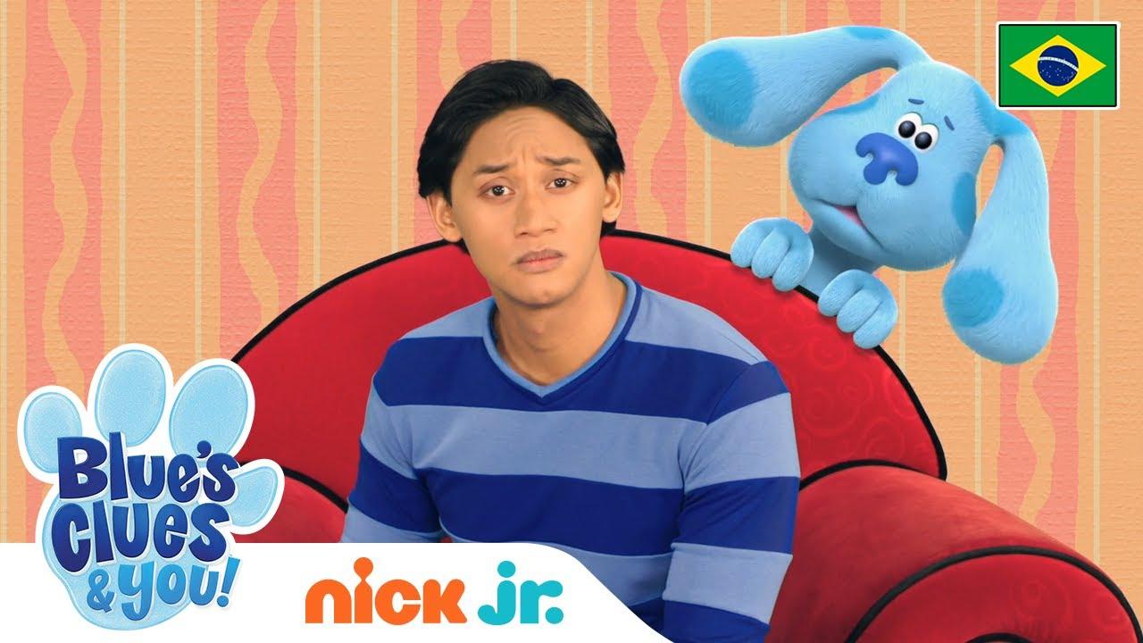 Aprendendo Sobre as Coisas | Blue's Clues & You!