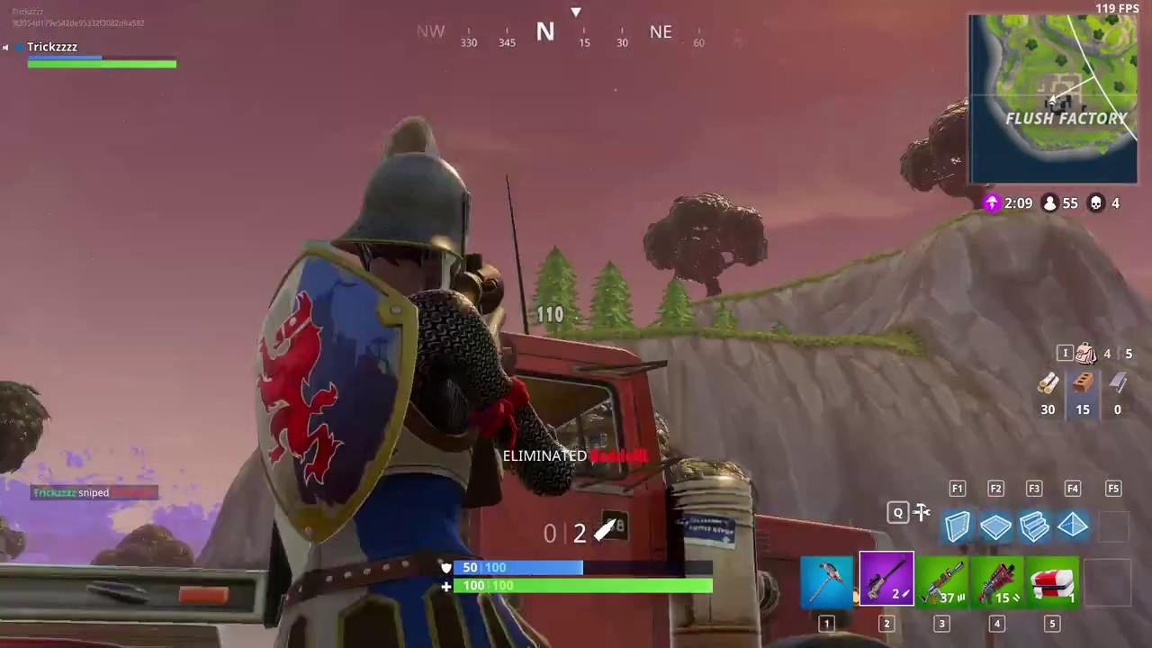 Fortnite Battle Royale Kill Compilation