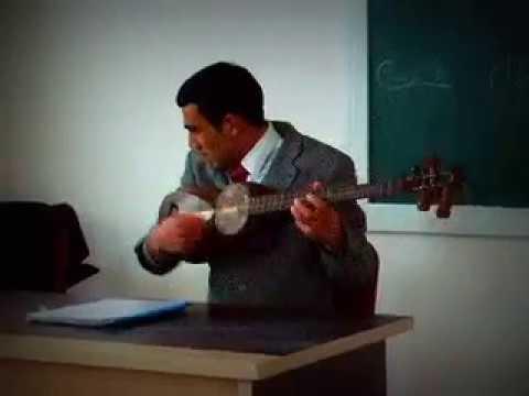 Tar Master in Naxçıvan Autonomous Republic