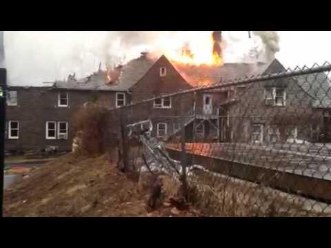 Wyncote Academy Fire