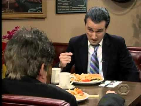 The Late Late Show with Craig Ferguson - Al Pacino & Robert De Niro